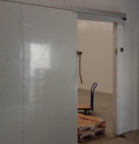 Строительство холодильной камеры