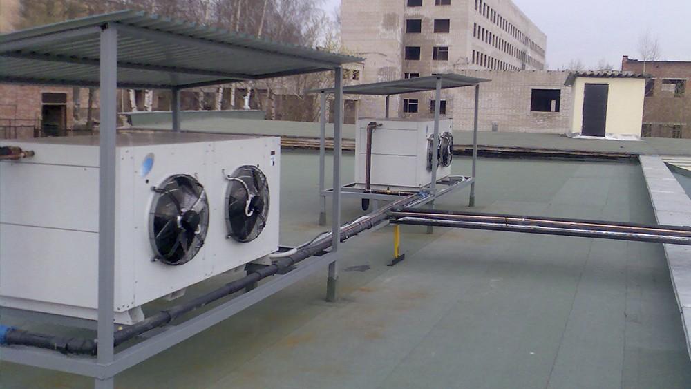 система вентиляции и кондиционирования