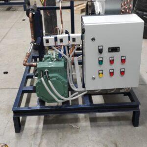 Производство промышленного холодильного оборудования